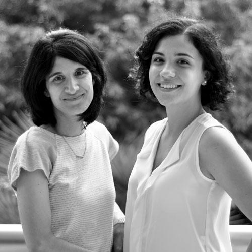 Fernanda Polucha & Mariana Zuana